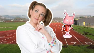 Nina and the Neurons - Get Sporty - Running and Jumping