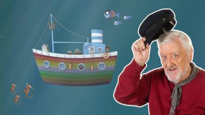Old Jack's Boat - The Runaway Treat