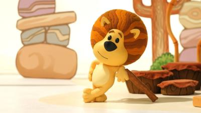 Raa Raa the Noisy Lion - Finding Noisy Things