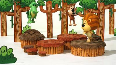 Raa Raa the Noisy Lion - Hurry Up, Raa Raa!