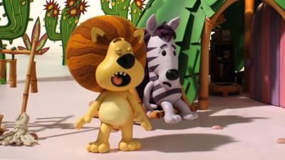 Raa Raa the Noisy Lion - Nap Time