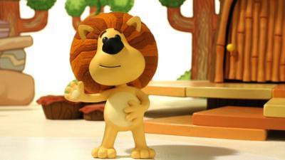 Raa Raa the Noisy Lion - Rumble in the Jungle