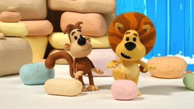 Raa Raa the Noisy Lion - Topsy's Musical Stones