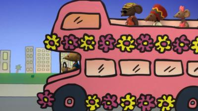 Rastamouse - For Real FM – Wensley Dale Bus Tour