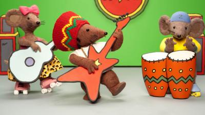 Rastamouse - For Real FM - Gladstone Brie