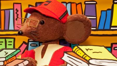 Rastamouse - For Real FM – Mouseland Book Day