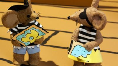 Rastamouse - For Real FM – Treasure Hunt