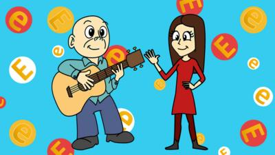 CBeebies Radio - Sounds Like This – Eggs for Eric