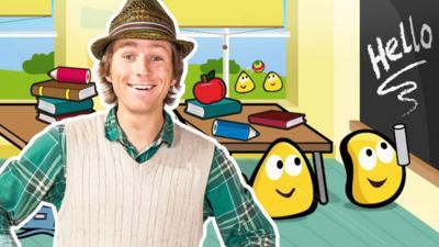 Mr Bloom's Nursery - Mr Bloom Goes To School