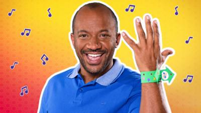 The Let's Go Club - The Let's Go Club on CBeebies Radio - Episode 2