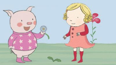 Tilly and Friends - Hector and the Dandelion