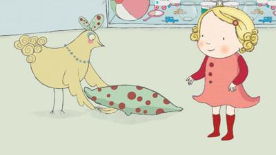 Tilly and Friends - Pru and the Feather Fairy