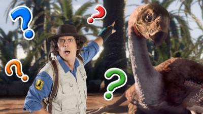 Andy's Prehistoric Adventures - Andy's Prehistoric Quiz #3