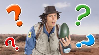 Andy's Prehistoric Adventures - Andy's Prehistoric Quiz #4