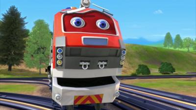 Chuggington - Meet Asher