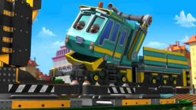 Chuggington - Meet Fletch