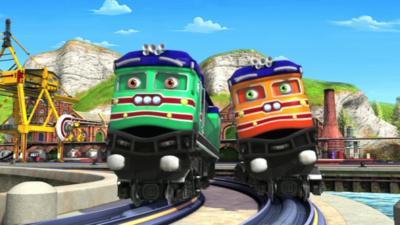 Chuggington - Meet The New Trains