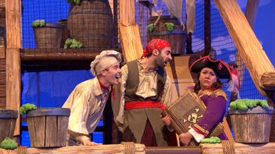 Swashbuckle - Pirate Impressions