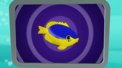 Octonauts - Damselfish Creature Report