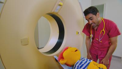 Get Well Soon - CT Scan Song