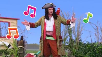 Grandpa in my Pocket - Pirate Song