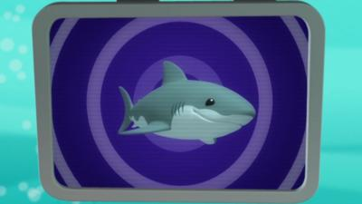 Octonauts - Great White Shark Creature Report