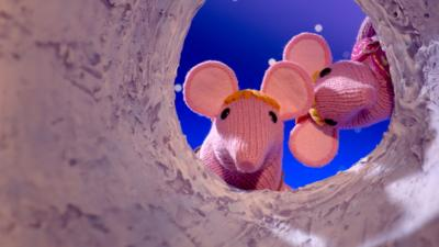 Clangers - How the Clangers kept their old-world charm