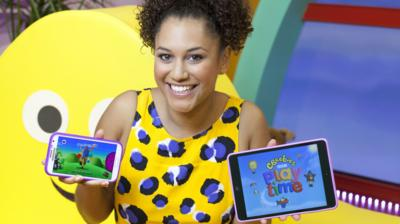Andy's Dinosaur Adventures - CBeebies apps
