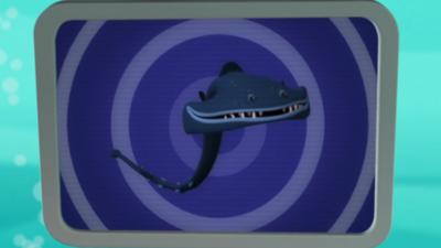 Octonauts - Gulper Eel Creature Report
