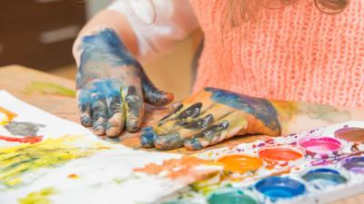 Can art and craft make children more confident?