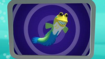Octonauts - Jawfish Creature Report