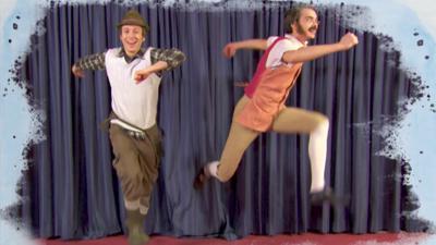 Dancing Beebies - Dance Like Mr Shoemaker