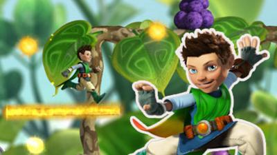 Tree Fu Tom - Tree Fu Tom Magic Dash