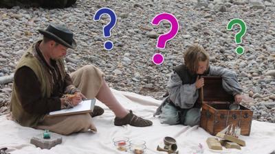 My Story - Sir Francis Drake Quiz