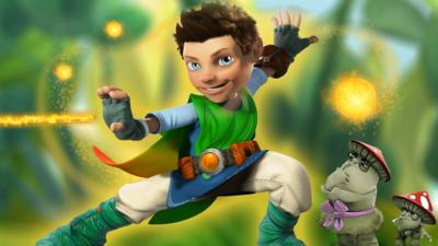 Tree Fu Tom - Tree Fu Tom Magic Dash