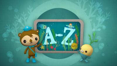 Octonauts - A to Z Creatures Song