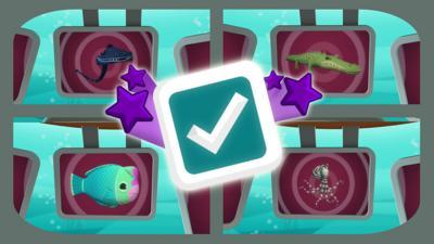 Octonauts - Which underwater creature do you like?