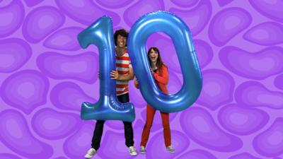 CBeebies House - Number Rap 10