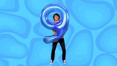 CBeebies House - Number Rap 9