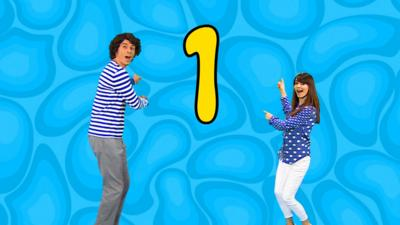 CBeebies House - Number Rap 1