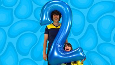CBeebies House - Number Rap 2