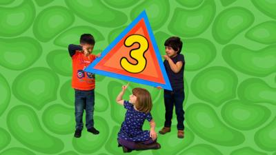 CBeebies House - Number Rap 3