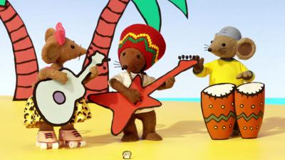 Rastamouse - Cheezaid Song