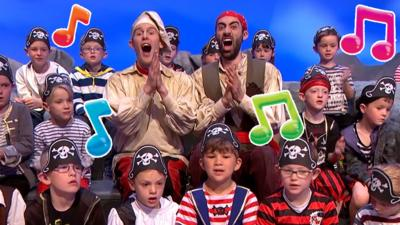 Swashbuckle - A Sailor Went to Sea