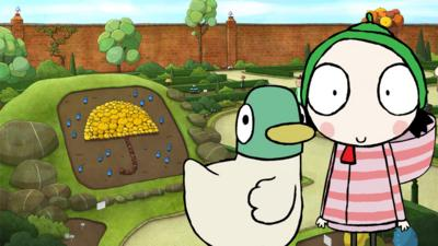 Sarah and Duck - First Look: Sarah and Duck