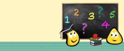 School counting quiz