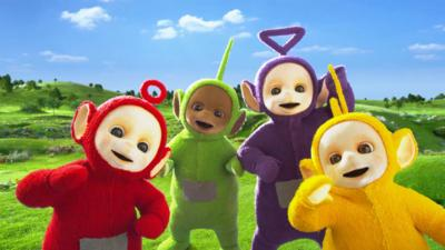 Teletubbies - Teletubbies Theme Song