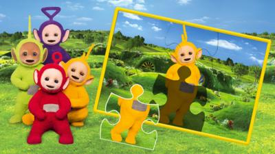Teletubbies - Teletubbies Jigsaw