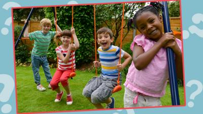Topsy and Tim  - Friendship Quiz