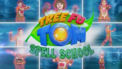 Tree Fu Tom - Spell School